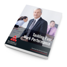 Tackling Poor Work Performance