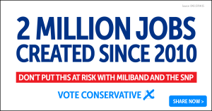 The Conservative Party election campaign looks certain to focus on economic achievements