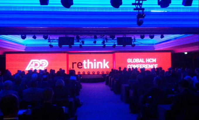 HRreview interviews: Terry Terhark at the ADP Rethink conference