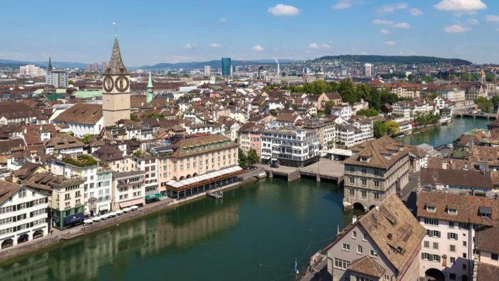 Swiss cities dominate list of most expensive locations in the world for expats