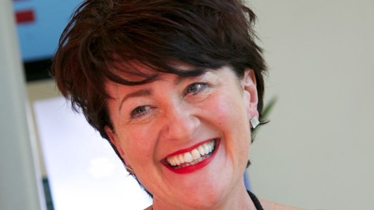 Ann Pickering: Bridging the gap for women in the workplace