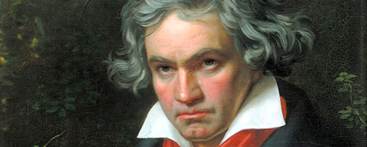 Listening to Beethoven at work could well be a route to bettering your productivity