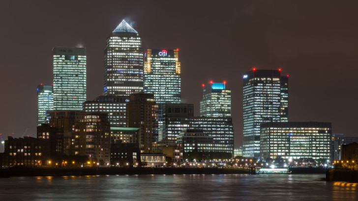 Canary Wharf on the up after strong rental growth