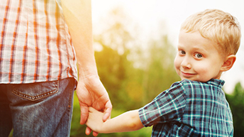 Majority of UK believe childcare should be shared equally between couples