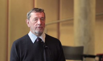 Millennials interested in social responsibility, says David Blunkett