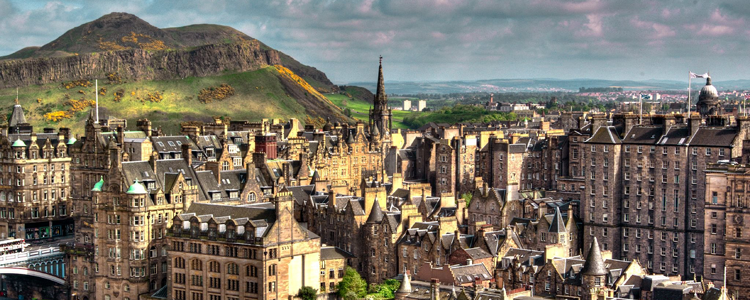 Edinburgh is the place to be for disposable income