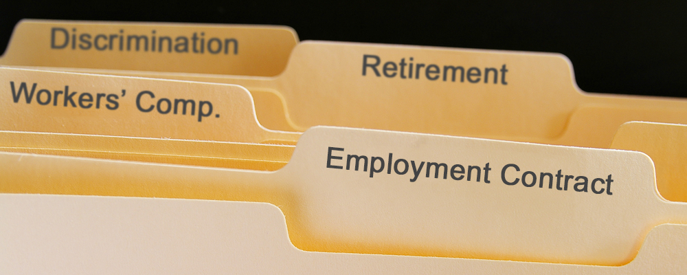 ten key changes in employment law for HR professionals