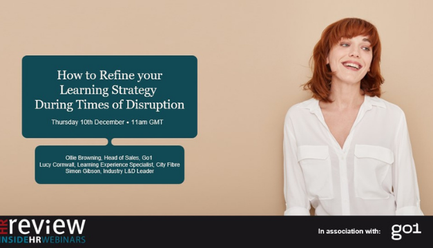 How to refine your learning strategy during times of disruption – 10/12/2020
