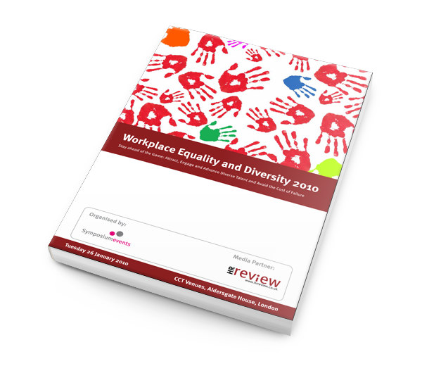 Workplace Equality and Diversity 2010