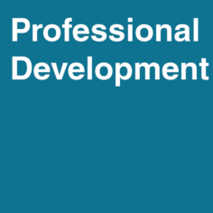 Professioanl Development