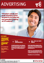 HRreview Website and Newsletter Advertising