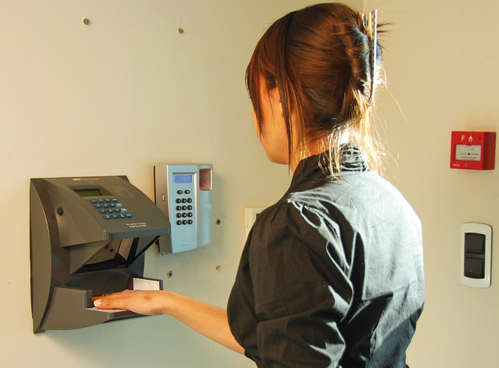 Pasta Company improves efficiency with Biometric Time and Attendance System