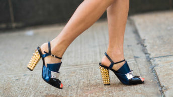 Theresa May asked to ditch high heels to promote equality at work