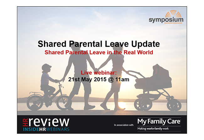 InsideHR: Shared parental leave update