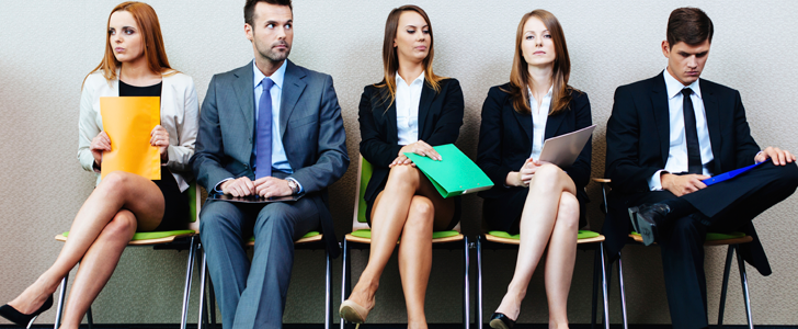 Young women less likely than young men to get interview feedback