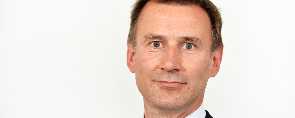 Jeremy Hunt pledges 5,000 new nursing training places