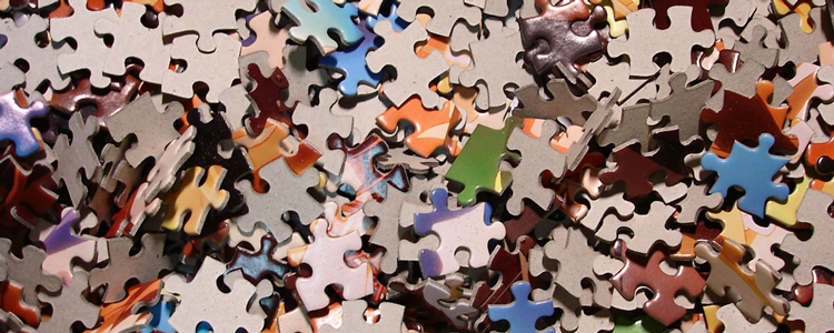 A company restructuring can be as tricky as a difficult jigsaw