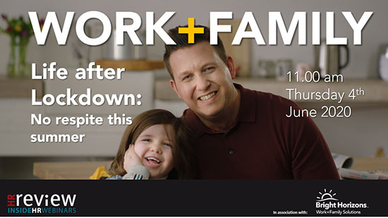 Work+Family: Life after Lockdown – 04/06/2020