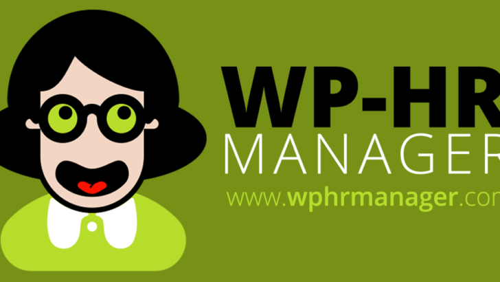 WP-HR Manager a Free HR Management Plugin for WordPress
