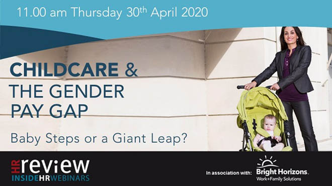Childcare and the Gender Pay Gap – 30/04/2020
