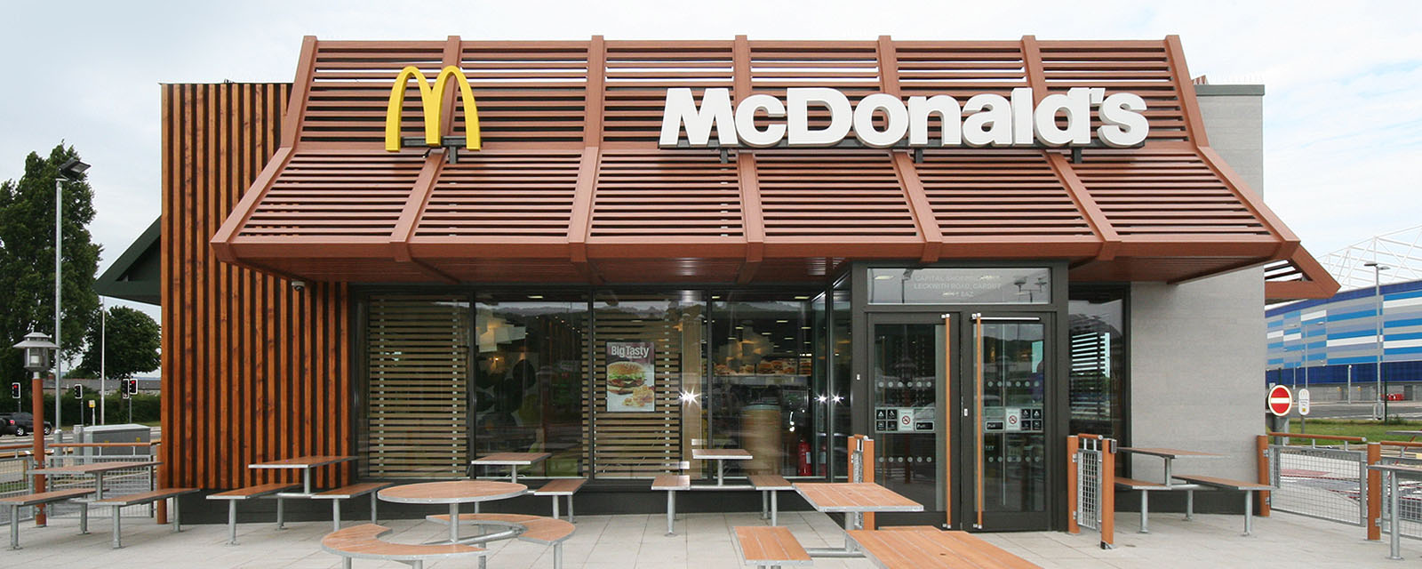 McDonald's workers to go on strike in Britain for first time