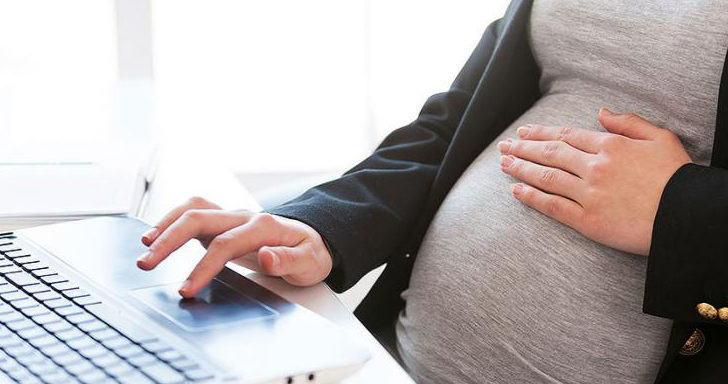 Call for 'decently paid' maternity leave in the UK