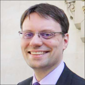 Dr Matthew Connell, Director of Policy and Public Relations at the Chartered Insurance Institute