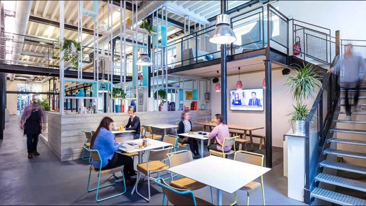 Future of the Workplace report reveals what offices will be like by 2025