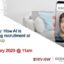 Case Study: How AI is transforming recruitment at Ocado Group 27/02/2020