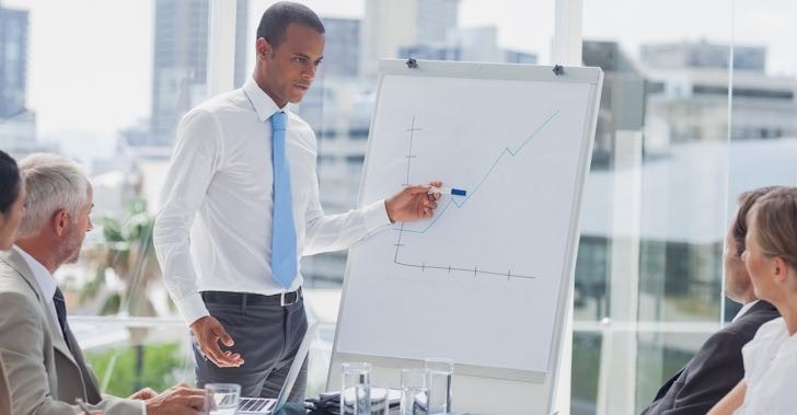 Workers lack confidence in essential public speaking skills