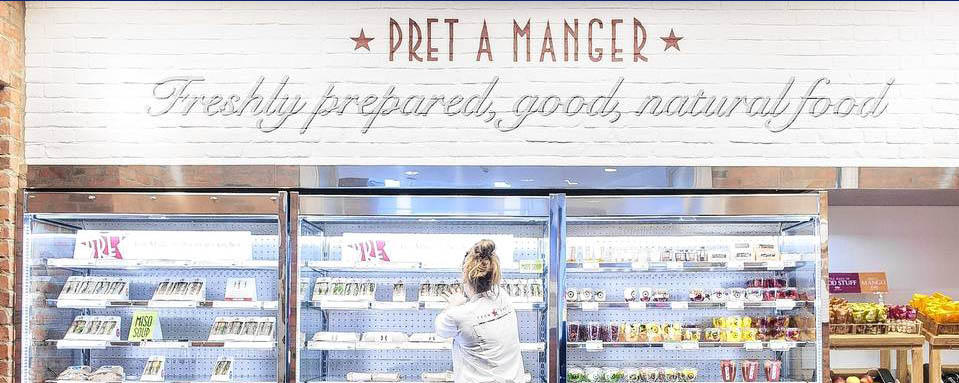 Pret a Manger to pay work experience teens after backlash