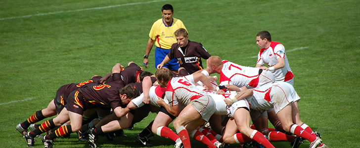 Fiona McAnaw: Rugby World Cup 2015 and the workplace
