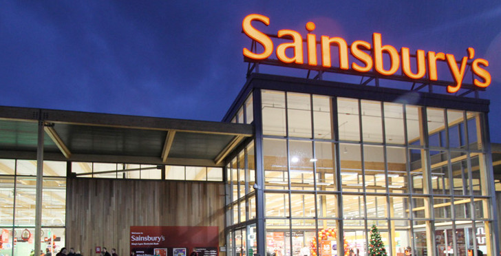 Sainsbury's reports better Christmas sales than expected