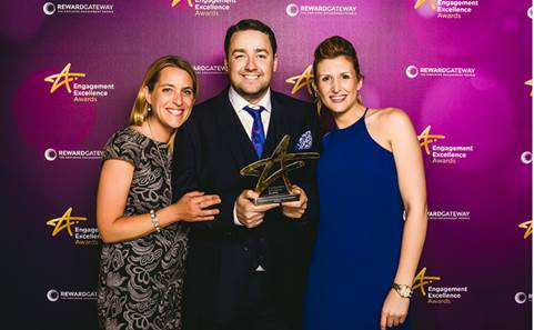 Samsung scoops Most Strategic Communications Award at the Engagement Excellence Awards 2015