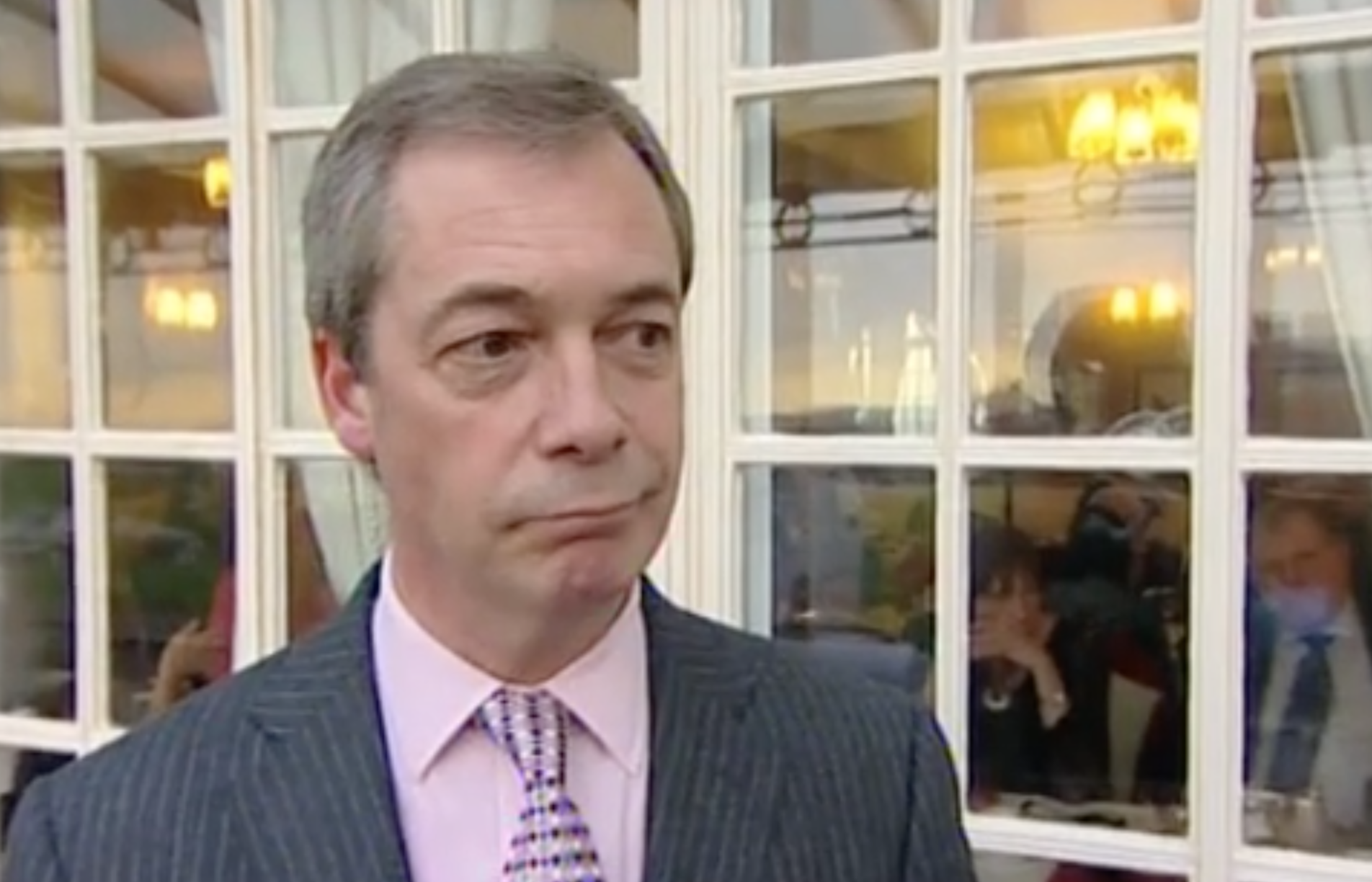 UKIP's Nigel Farage get's it wrong claiming there is no sex discrimination in the City