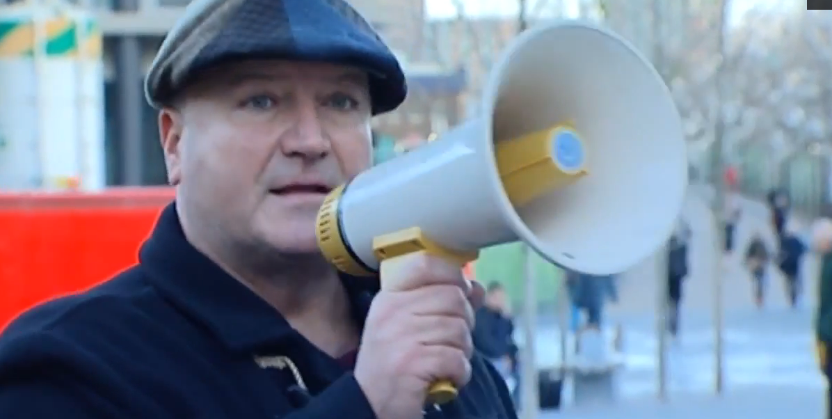 Tribute to the RMT leader, Bob Crow, who died this week