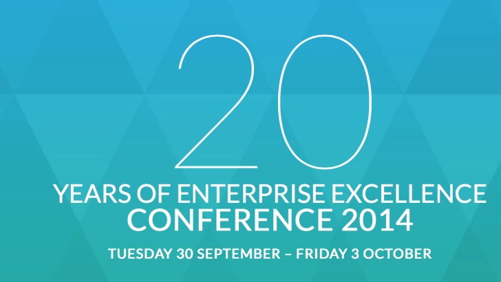 World's best manufacturers to address Enterprise Excellence Conference
