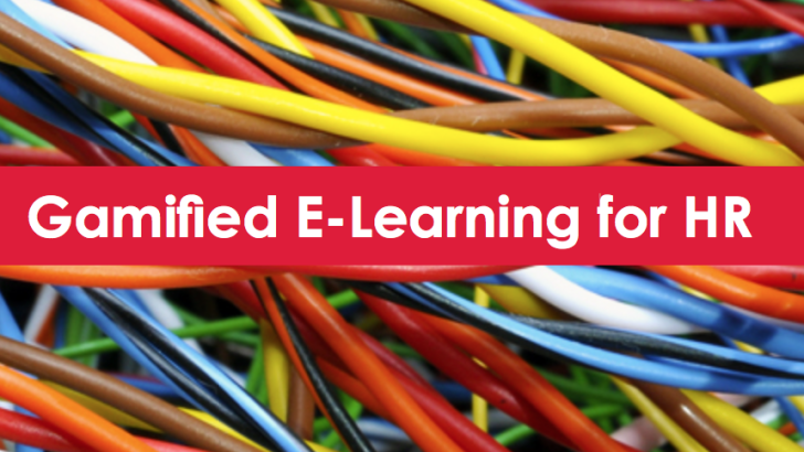 New gamified e-learning product for HR managers