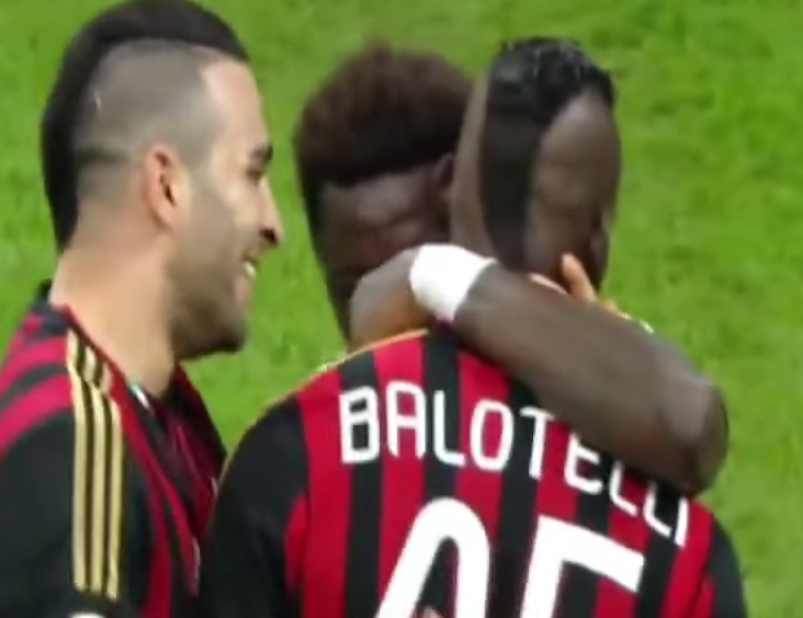 Liverpool football club should include a 'bad behaviour' clause for Mario Balotelli