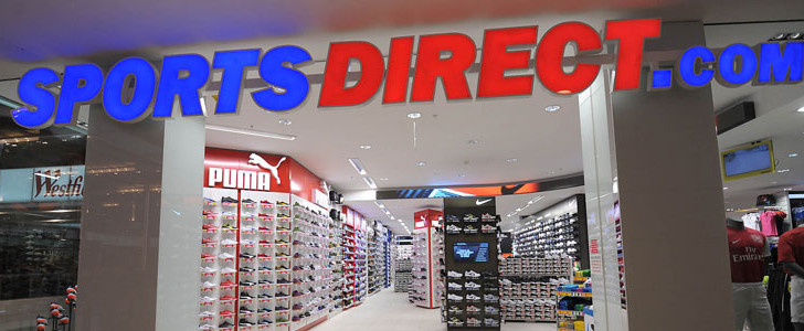 Contentious firm Sports Direct gifts minimum wage to staff