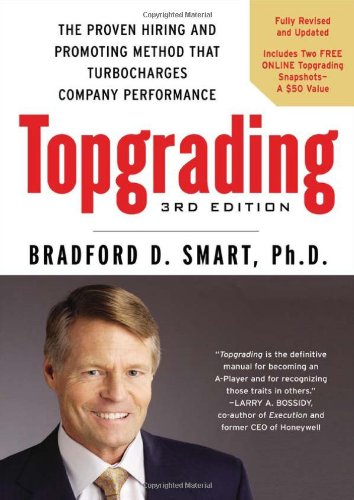 Topgrading: The Proven Hiring and Promoting Method That Turbocharges  Company Performance - HRreview