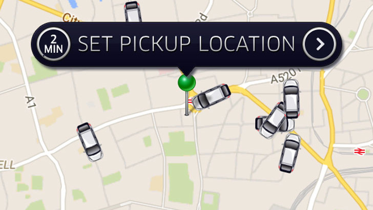 Uber faces legal action over drivers' rights