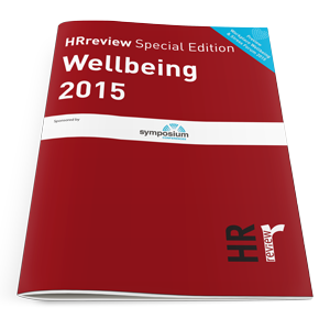 HRreview Wellbeing Special Edition 2015
