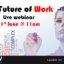The Future of Work – 21/06/2018