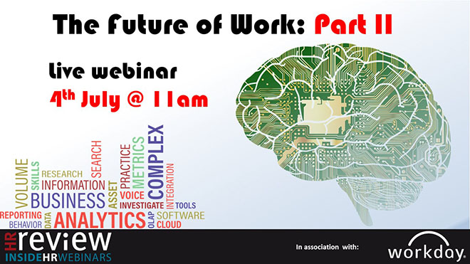 The Future of Work Part II: Technology & the New World of Work 04/07/2019