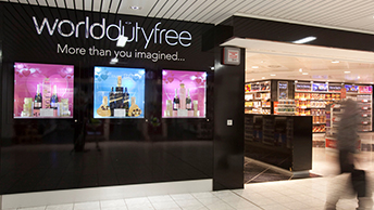 World Duty Free Group extends ResourceBank contract to 10 years