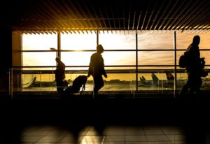 Why are business trips a source of burnout?
