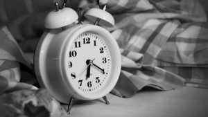 Clocks going forward can lead to drop in productivity