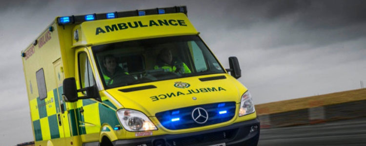 The ambulance service is facing a serious crisis, unions are claiming