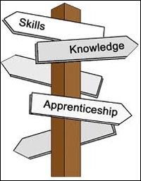 Apprenticeships should become more relevant and beneficial